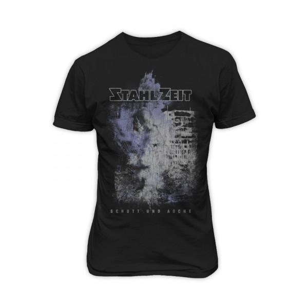 T-Shirt Schutt + Asche